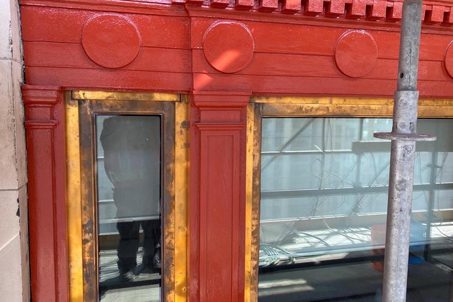 8 King Street Steel Window Replacement