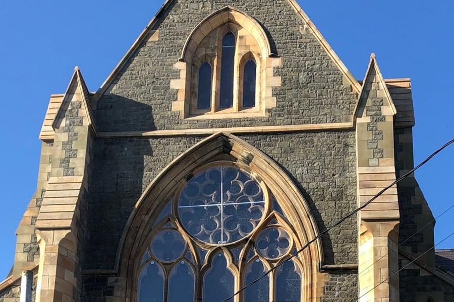 St. John's Anglican Cathedral Windows and Masonry Restoration