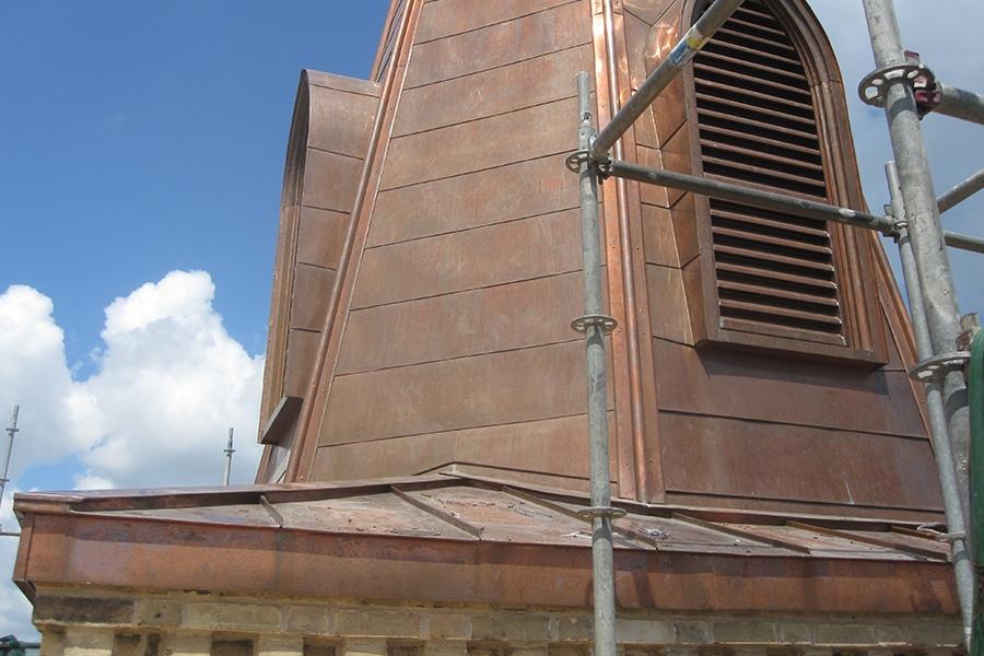 St. Joseph's Roman Catholic Church Exterior Masonry