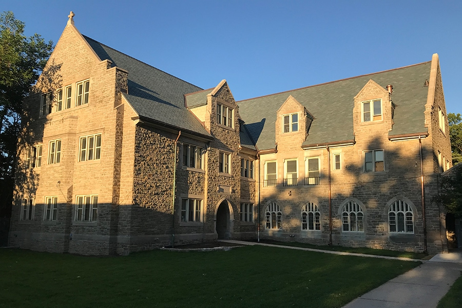St. Peter's Full Exterior and Rectory Restoration